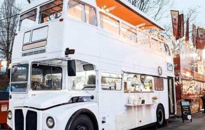 Double Decker Food Truck For Sale - Otonomy.ca