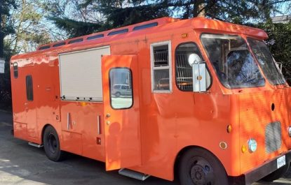 Fire Truck Food Truck For Sale - Otonomy.ca