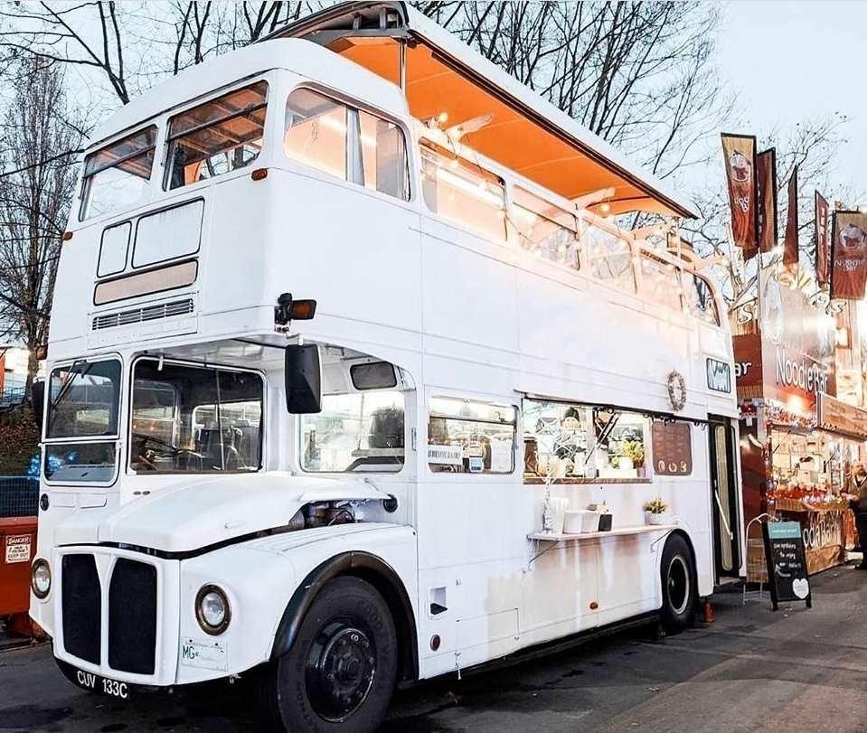 Double Decker Food Truck