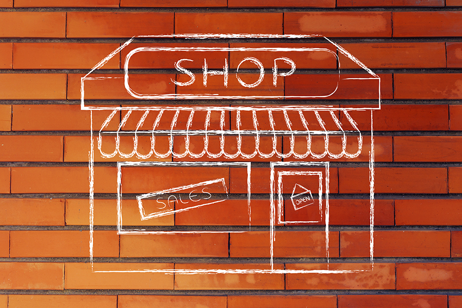 Brick and mortar small business for sale