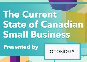 Small Business infographic Otonomy.ca