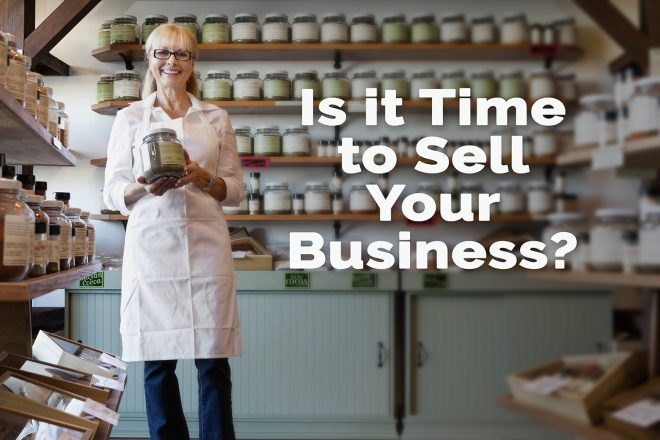 time to sell your small business on Otonomy.ca
