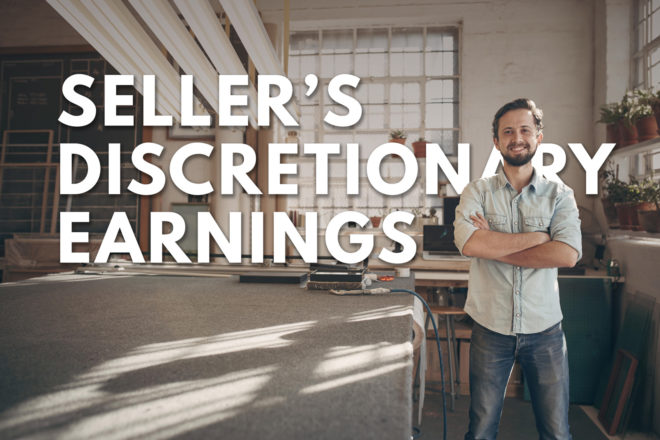 Sellers Discretionary Earnings Sell Your Business Otonomy.ca